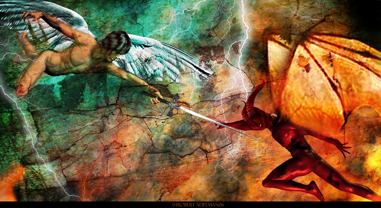 the balance between good and evil The stoics conceived evil in a somewhat similar manner, as due to necessity the immanent divine power harmonizes the evil and good in a changing world.
